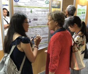 Members of the Digital Ecosystem Group attended the 2018 International Geoscience and Remote Sensing Symposium (IGRASS)