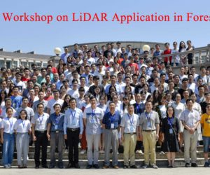 The 4th Workshop on LiDAR Application in Forest Ecology was successfully held!
